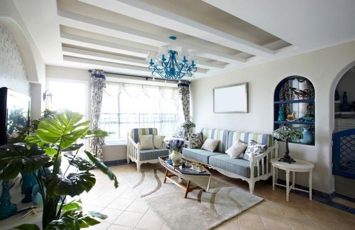 Mediterranean Style Interior Design | LoveToKnow