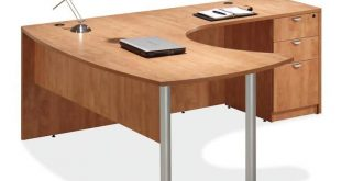 Arc Top L Shaped Desk by Office Source | Stuff to Buy? | Pinterest