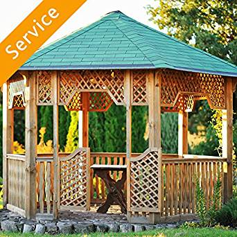 Gazebo Assembly - On the Lawn: Amazon.com Home Services