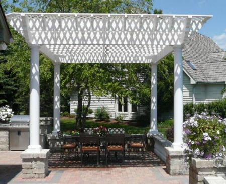 Charlotte NC Pergola & Gazebo Builders Install 2019 Arbors, Garden
