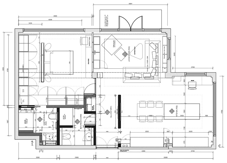 Interior Design Drafting - The Journal - Daniel Hopwood