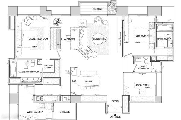 How to make your house perfect   by finding the best interior design plan?