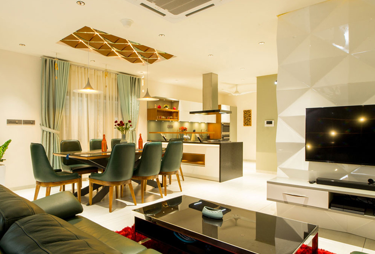 Interior Design Company in Cochin, Home, Office Decorators, Consultants