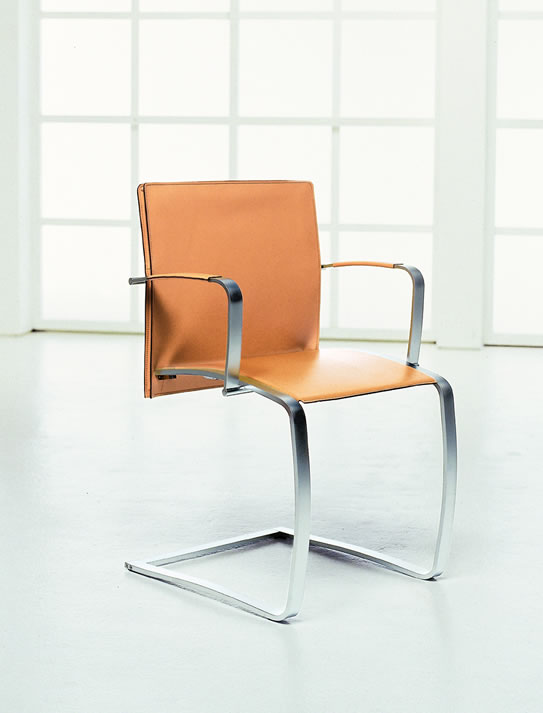 Best Modern Leather Dining Room Chairs Modern Dining Chairs
