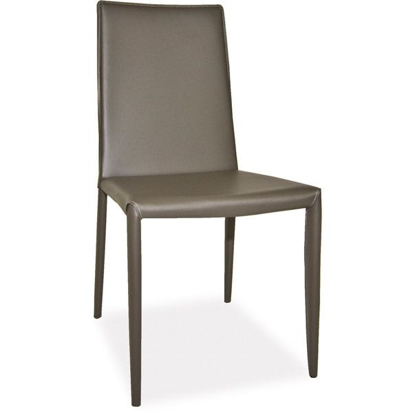 More about italian leather   dining chairs modern