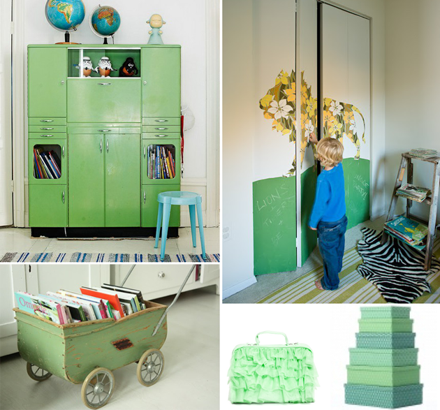 kids' bedroom storage ideas | Room to Bloom