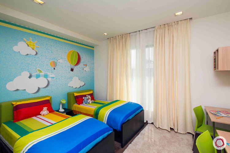 Kids Room Design Inspiration | 15 Sibling Room Designs