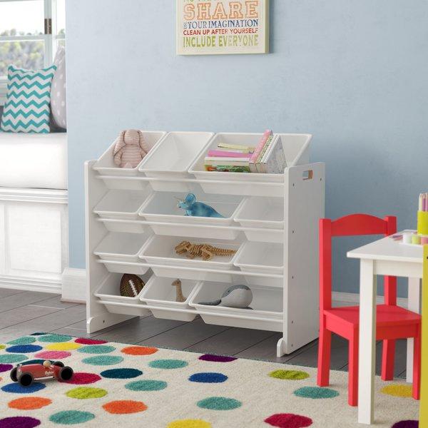 Harriet Bee Everton Kids Storage Toy Organizer & Reviews | Wayfair