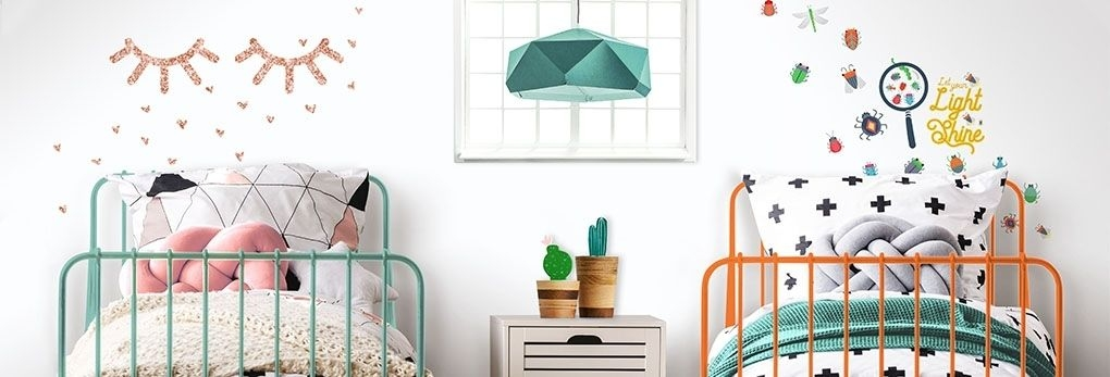 Kids Wall Decals and Wall Stickers | RoomMates
