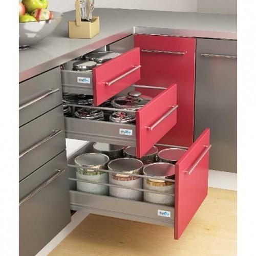 Modular Kitchen Baskets at Rs 130 /piece | Kitchen Basket | ID
