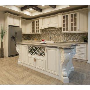 24 Kitchen Base Cabinets | Wayfair