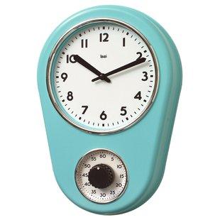 Decorative Kitchen Clocks   Wayfair