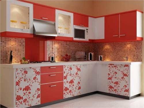 Kitchen Interior Work, Kitchen Designing, किचन