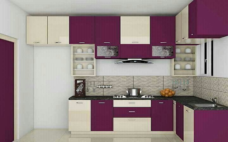 West Interiors - Kitchen Interior Design Work Kolkata