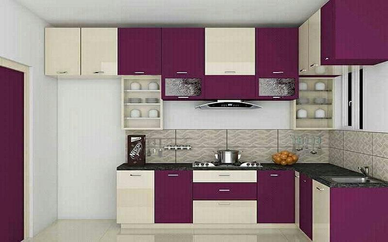 West Interiors - Kitchen Interior Design Work Kolkata