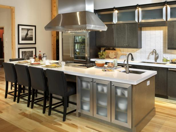 Kitchen Islands With Seating: Pictures & Ideas From HGTV | HGTV