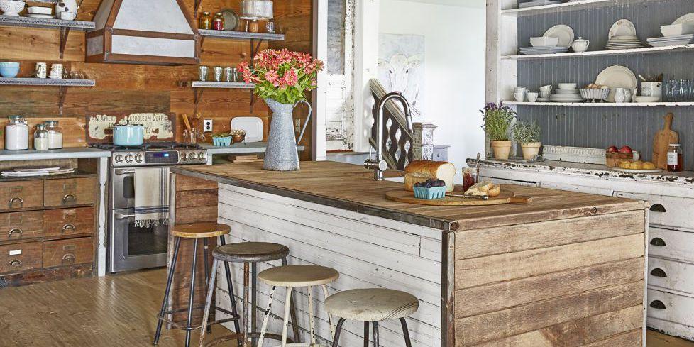 Kitchen Island Ideas:   Wonderful and New