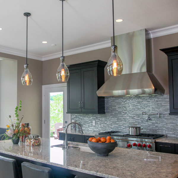 Customized Kitchen Lighting Ideas | Embellish your Plan