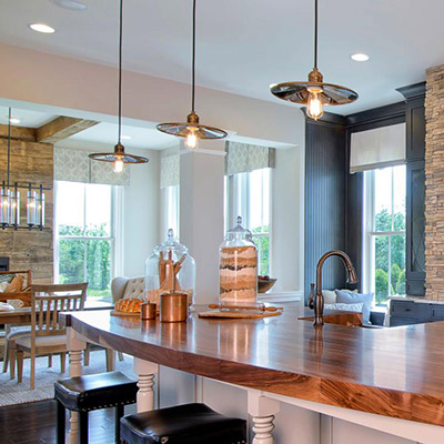 Kitchen Lights: Beautiful And   Beneficial