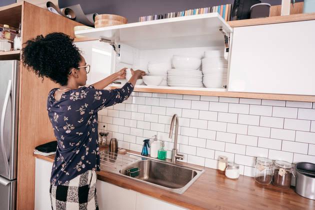 40 Kitchen Organization Ideas & Hacks that Save Space | CafeMom