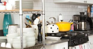 Pro Organizer Kitchen Makeover - Kitchen Organization Makeover