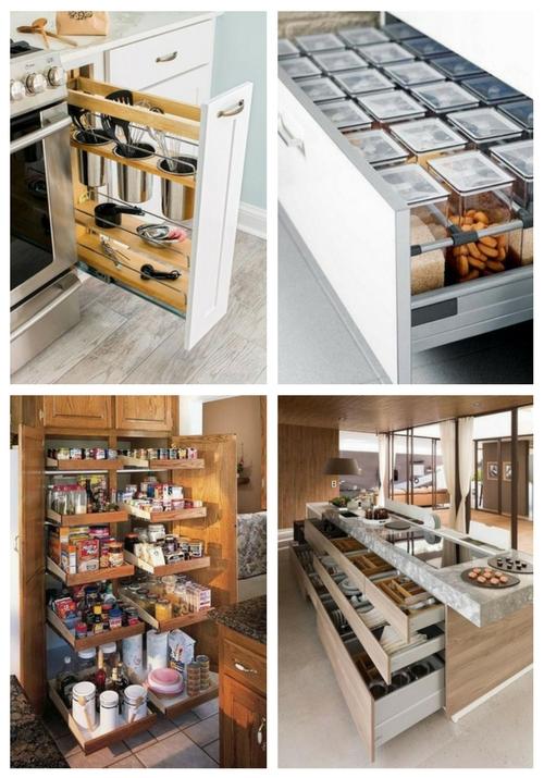 Kitchen Organization | ComfyDwelling.com