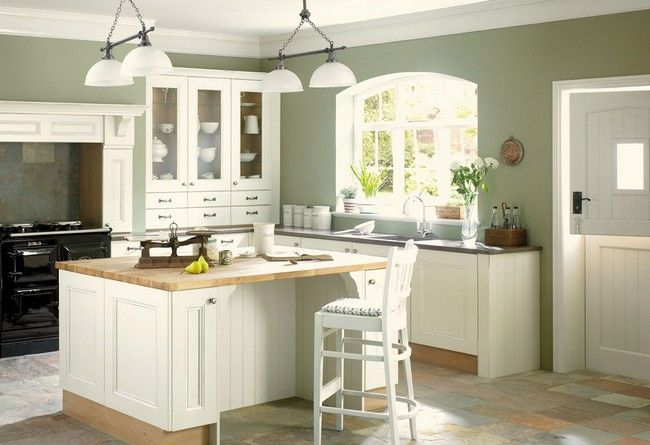 Do You Know How to Select the Best Wall Color for Your Kitchen? in