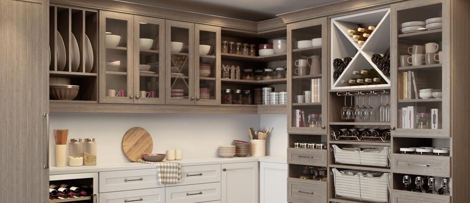 Kitchen Pantry Cabinets & Organization Ideas - California Closets