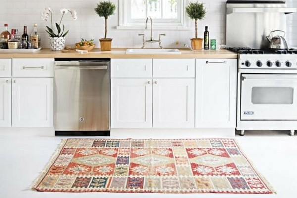 10 Of The Most Beautiful Kitchen Rugs - Housely