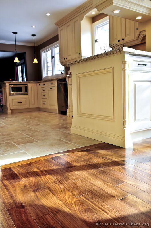 Best 10 Modern Kitchen Floor Tile Pattern Ideas | wood floors | Best
