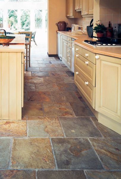 Best 12 Decorative Kitchen Tile Ideas | Flooring | Kitchen flooring