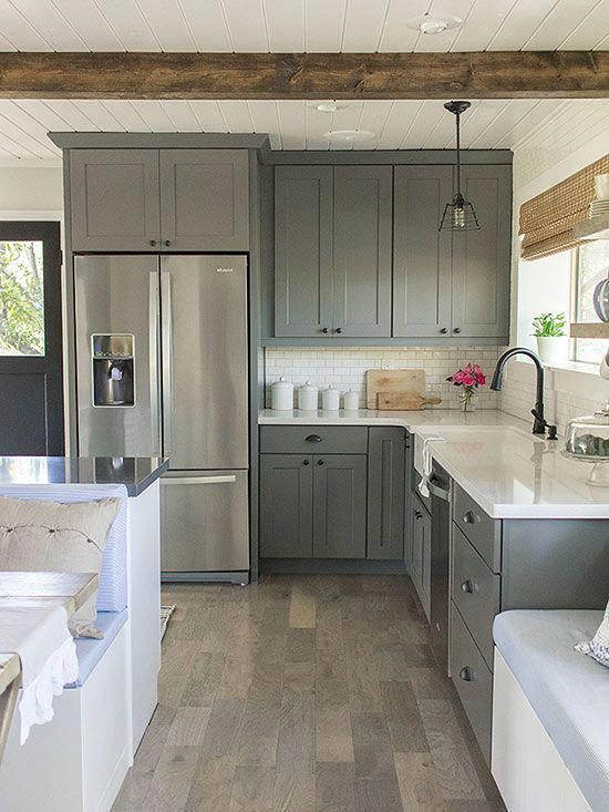 A kitchen remodeling project is easier to do on a budget when you