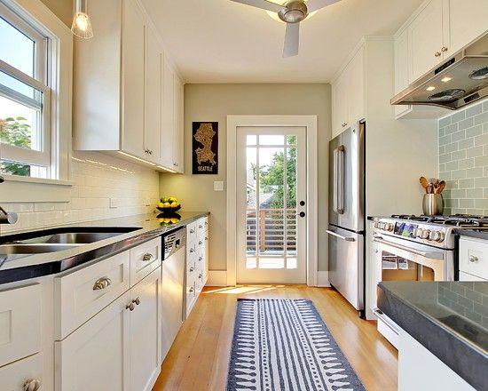 narrow kitchen remodel 3 Easy Tips to Overcome Narrow Kitchen | diy