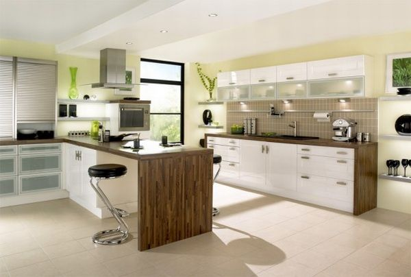 Modern Kitchens: 25 Designs That Rock Your Cooking World