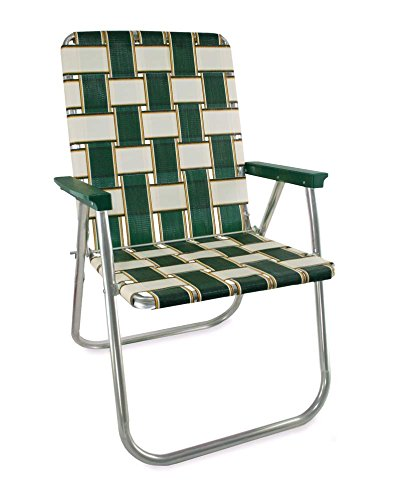 Amazon.com : Lawn Chair USA Webbing Chair (Deluxe, Charleston with