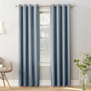 Blue Curtains & Drapes | Joss & Main