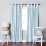Why Will You Go For The Light   Blue Curtains?