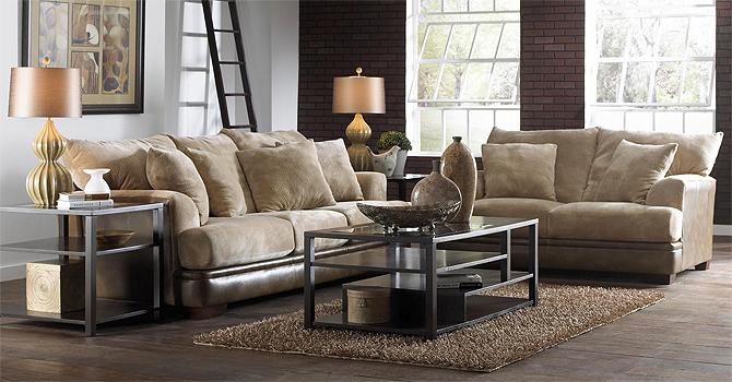 Living Room Furniture - Bullard Furniture - Fayetteville, NC Living