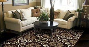 Amazon.com: Modern Area Rugs Black 5x8 Rugs for Living Room 5x7