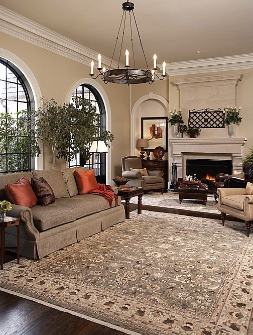 Pin by Pat Davis Moorehead on Area Rugs in 2019 | Living room area