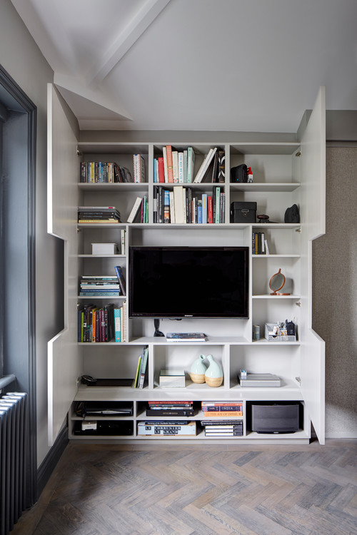 10 Clever Ways To Store More With Wall Shelves