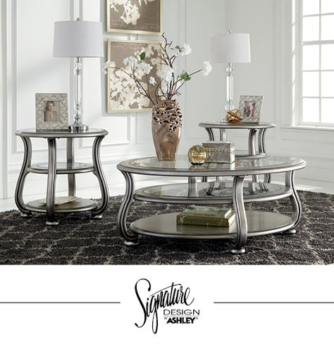 Coralayne Tables - Living Room Furniture and Accessories - Ashley