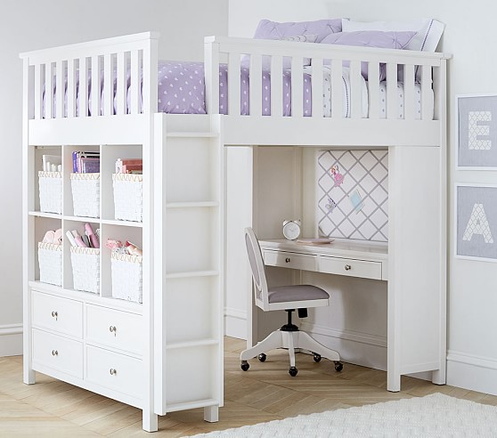 Elliott Loft System | Pottery Barn Kids
