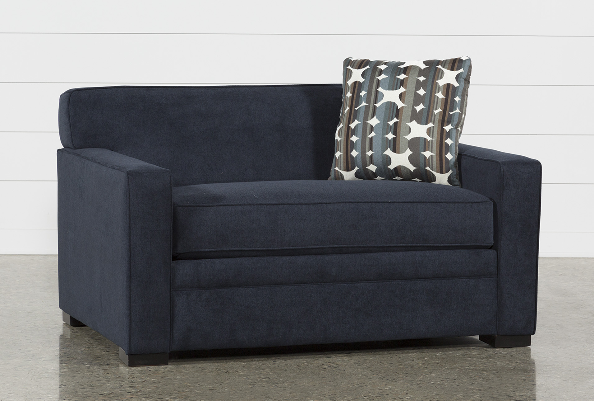 Ethan II Pillow Top Twin Sleeper | Living Spaces