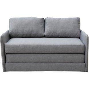 Combine Seating And Sleeping   Options With Loveseat Sofa Bed