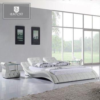 Home Furniture Luxury Soft Modern Italian Beds For Sale - Buy