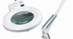 Fisherbrand LED Magnifying Lamp LED Magnifying Lamp:Gloves, Glasses and