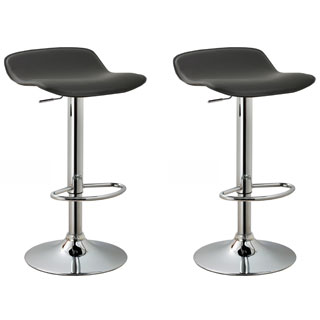 Shop Modern Adjustable Bar Stools (Set of 2) - 23.5 - 31.5