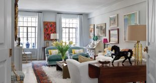 20 Bold Art- Deco Inspired Living Room Designs - Rilane