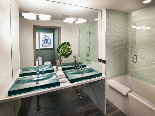 Tropical Bathroom Decor: Pictures, Ideas & Tips From HGTV | HGTV